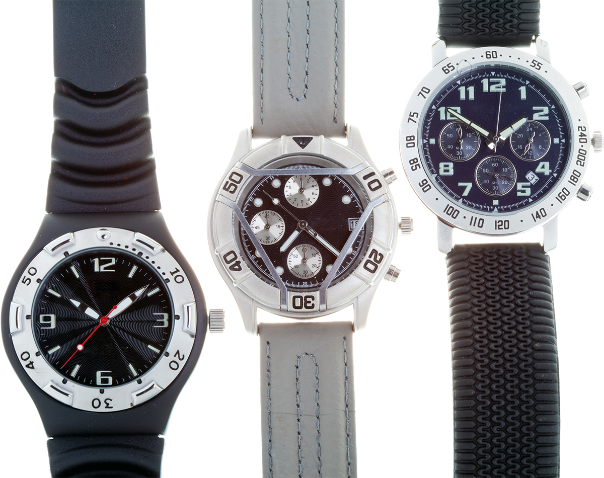 Slider Object - Watches